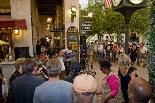 101 free things to do in santa barbara