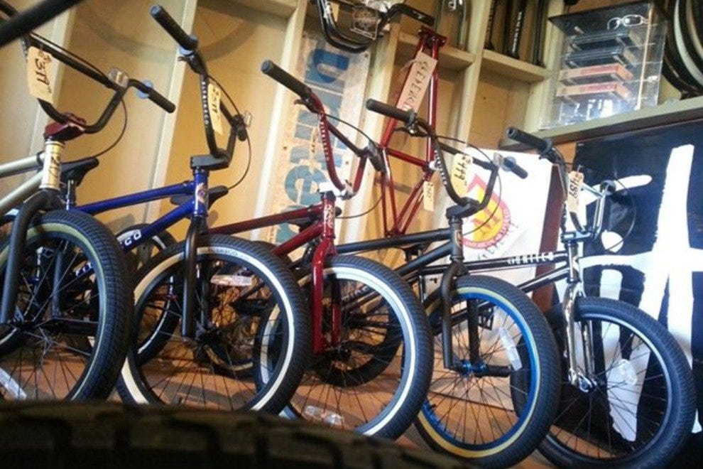 Blue Star Bike Shop