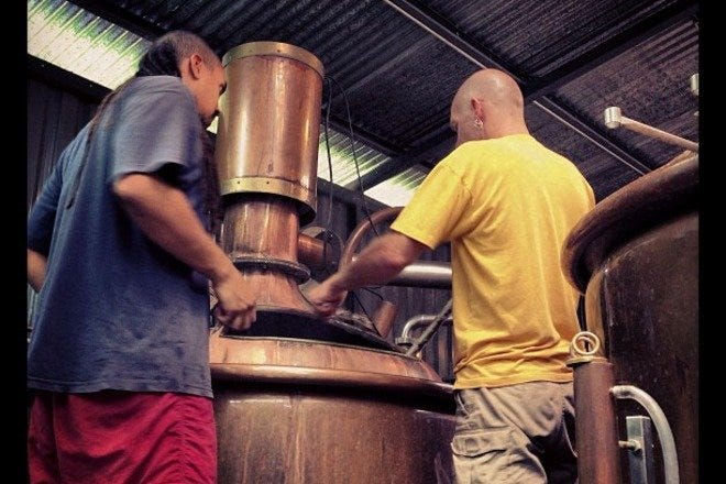 Costa Rica's Craft Brewing Company