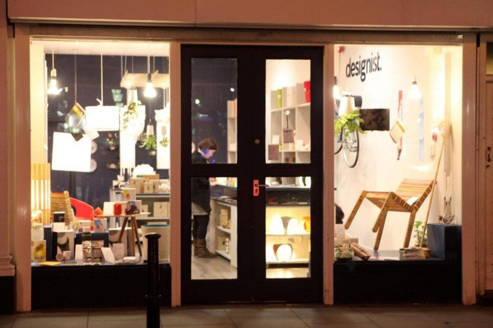 The storefront of designist