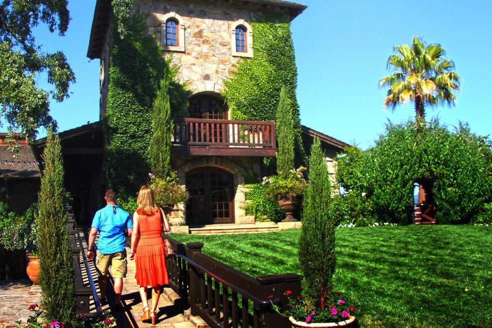 V. Sattui Winery, Napa Valley