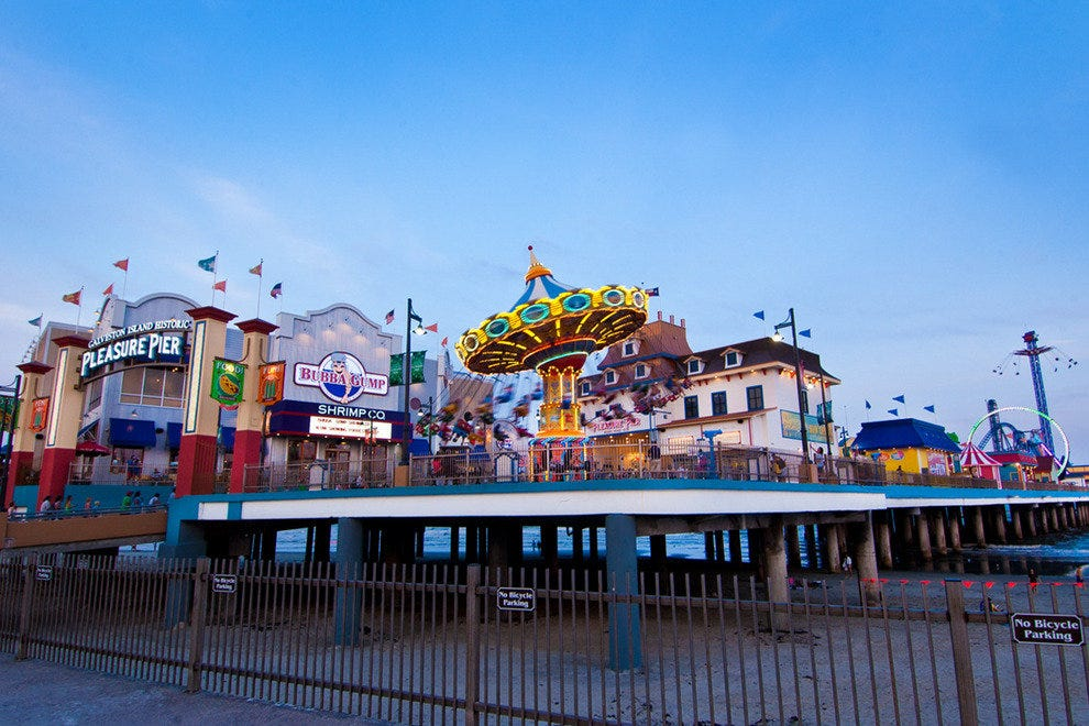 Best Galveston Attractions and Activities Top 10Best Attraction – Galveston Tourist Map