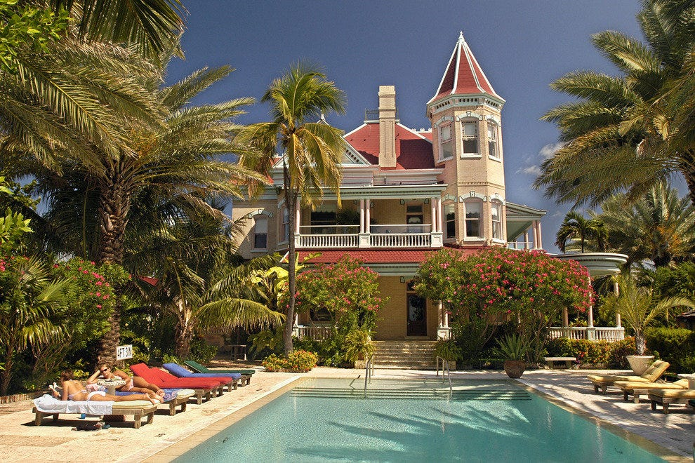 Victorian architecture of the Southernmost House