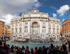 Splash! Famous Fountains Worth Seeing