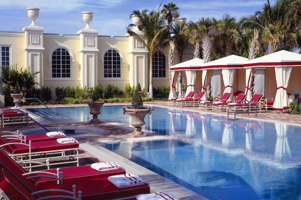 Miami hotels and lodging miami fl hotel reviews by 10best for Hotels with indoor pools in florida