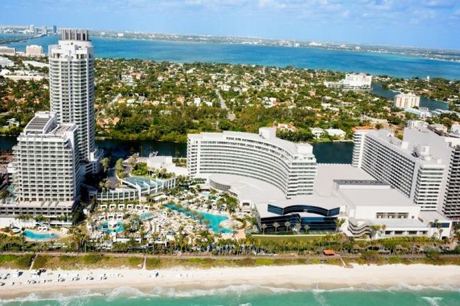 Fontainebleau Miami Beach Hotels
