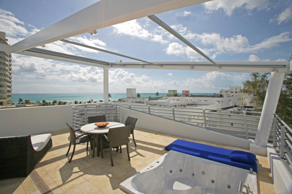 Crowne Plaza South Beach Z Ocean Hotel