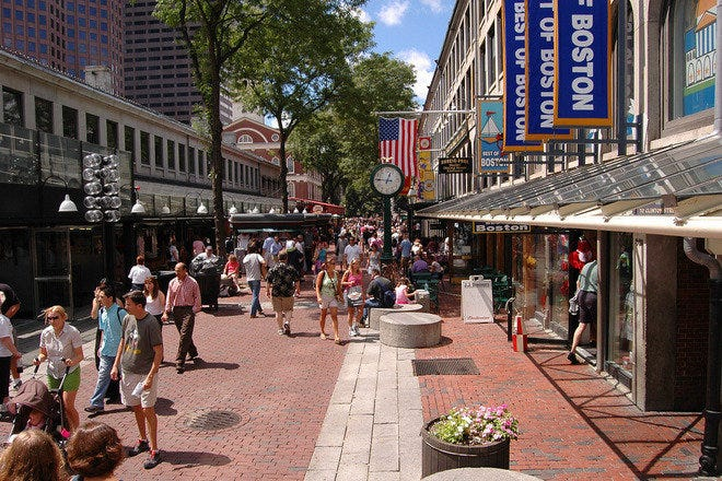 Image result for boston shopping