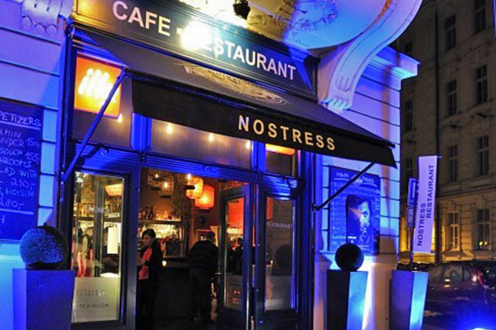 Nostress Cafe Restaurant