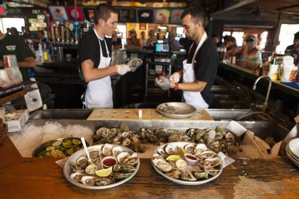 Half Shell Raw Bar