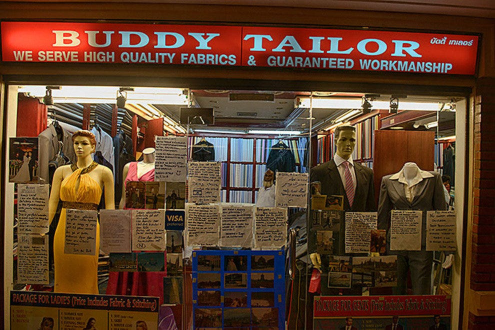 Buddy Tailor