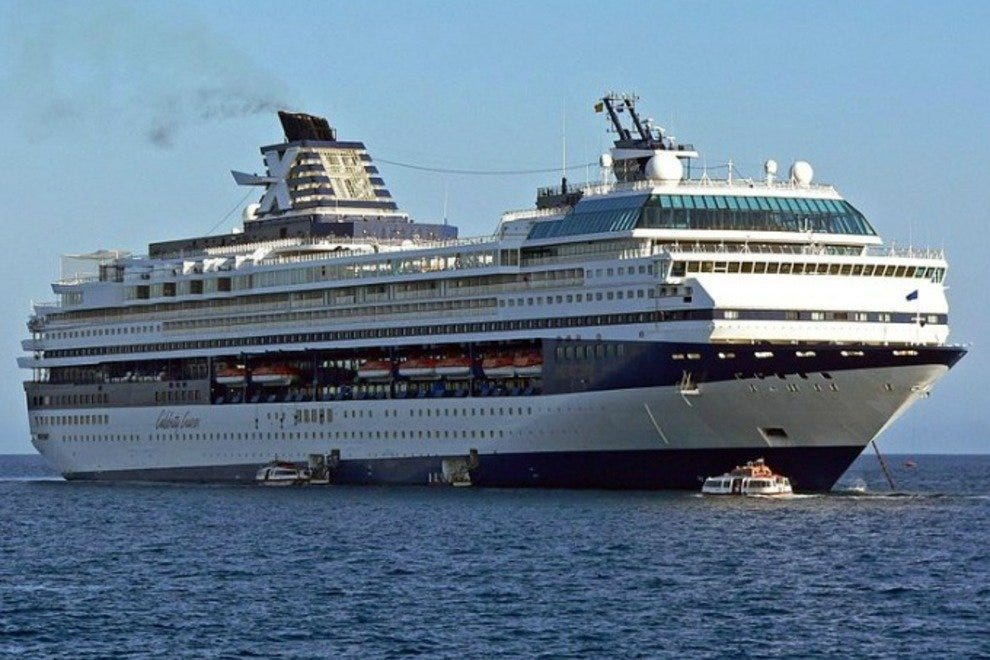 Celebrity Cruises, Constellation Baltic Cruise Reviews ...