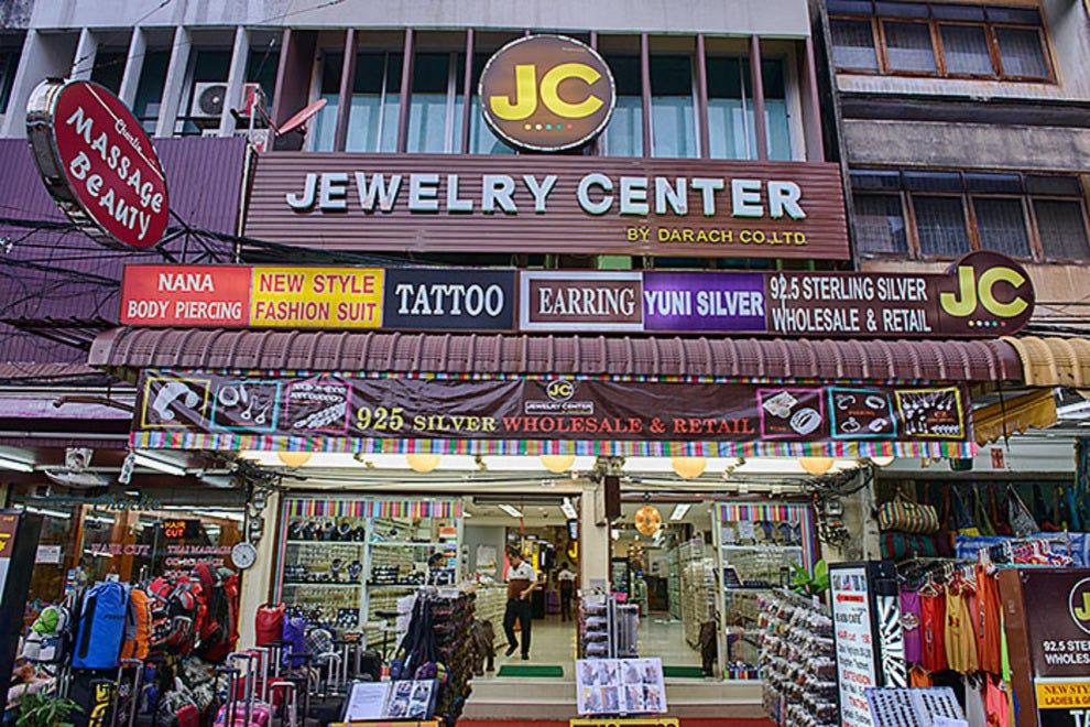 Jc Jewelry Center Bangkok Shopping Review 10best