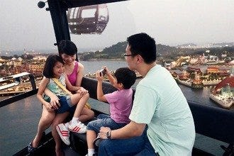 Fun in the Sun for Families Cruising in Singapore