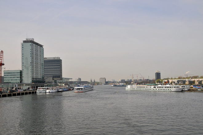 Cruise Port Hotels in Amsterdam
