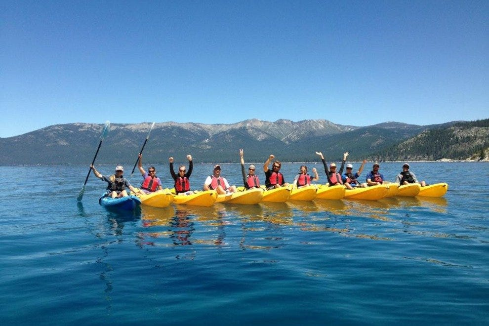 Lake Tahoe Adventure Company