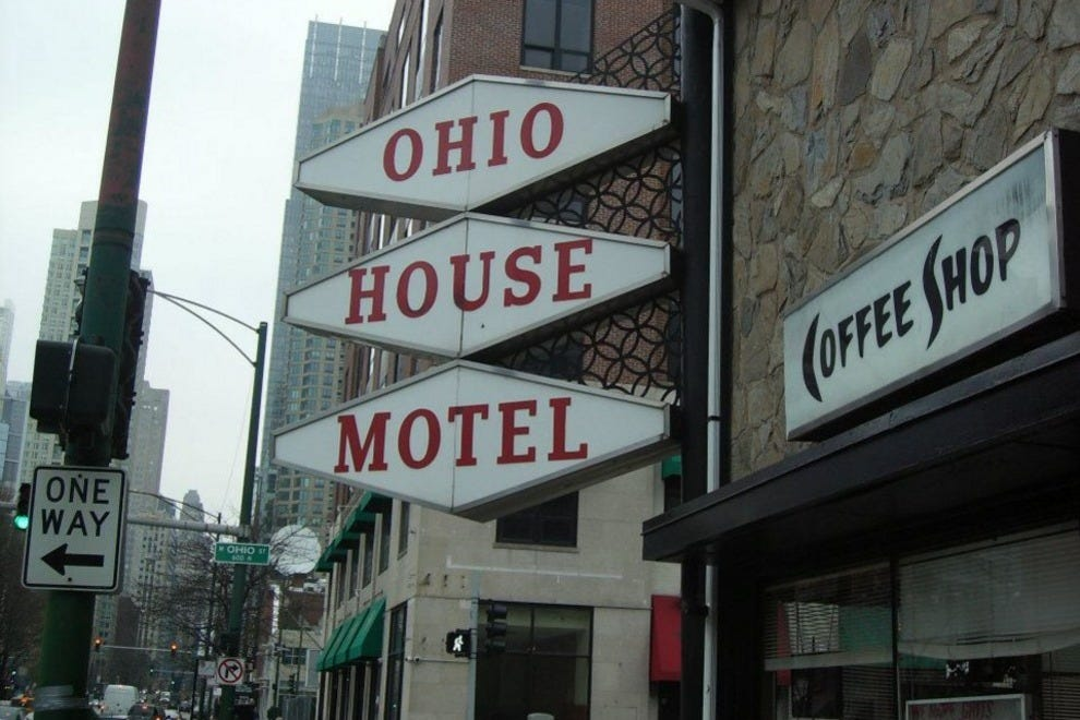 Chicago budget hotels in chicago il cheap hotel reviews for Cheap hotels in chicago