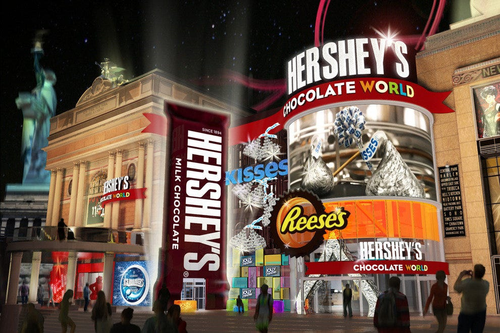 the hershey project