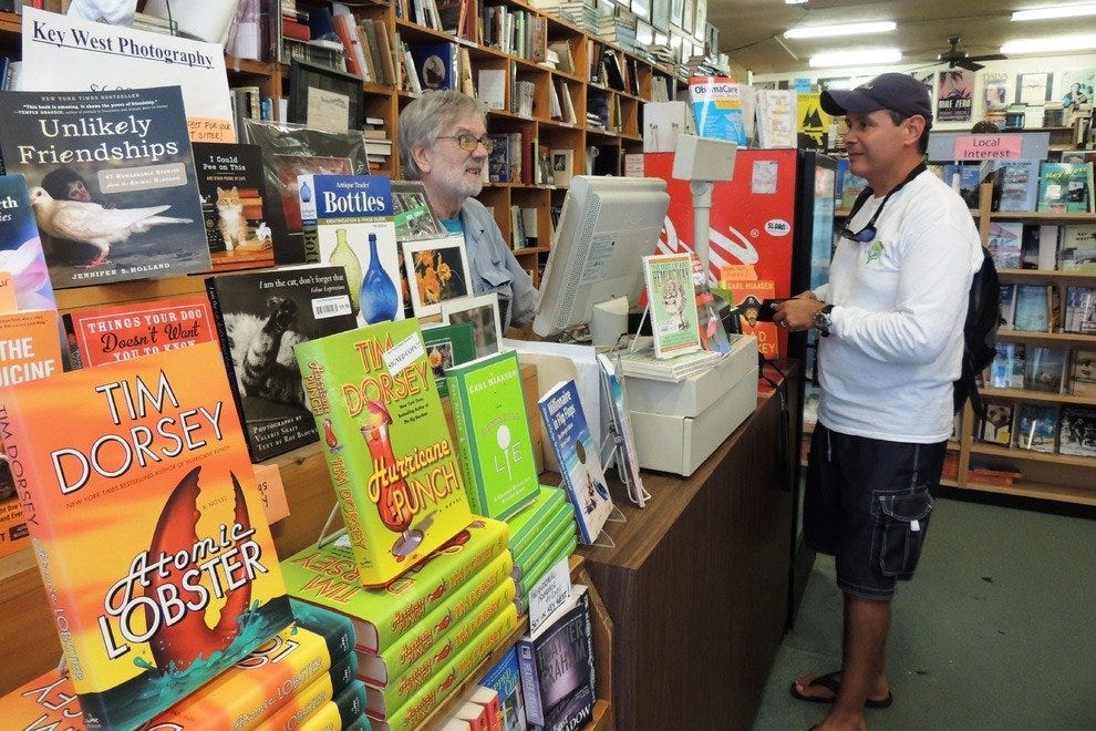 Key West Island Books