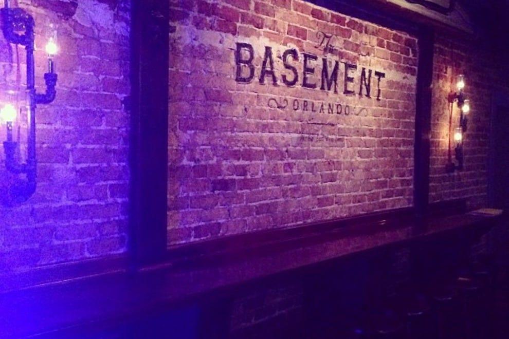 the basement the basement