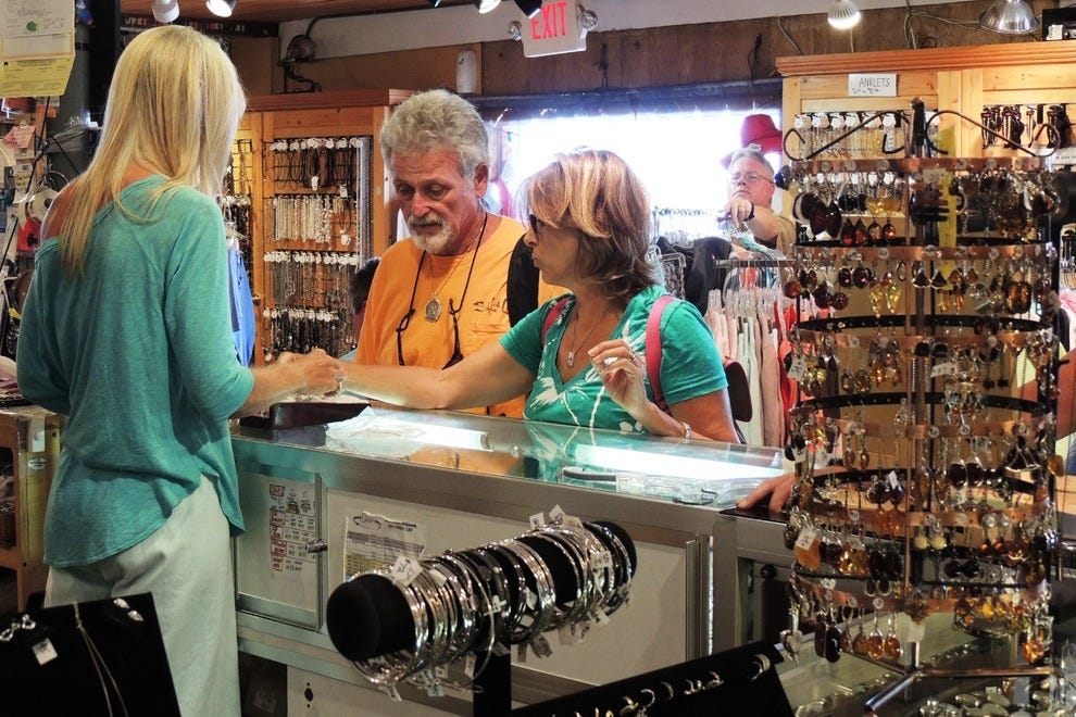 Local color key west shopping review 10best experts and for Key west jewelry stores