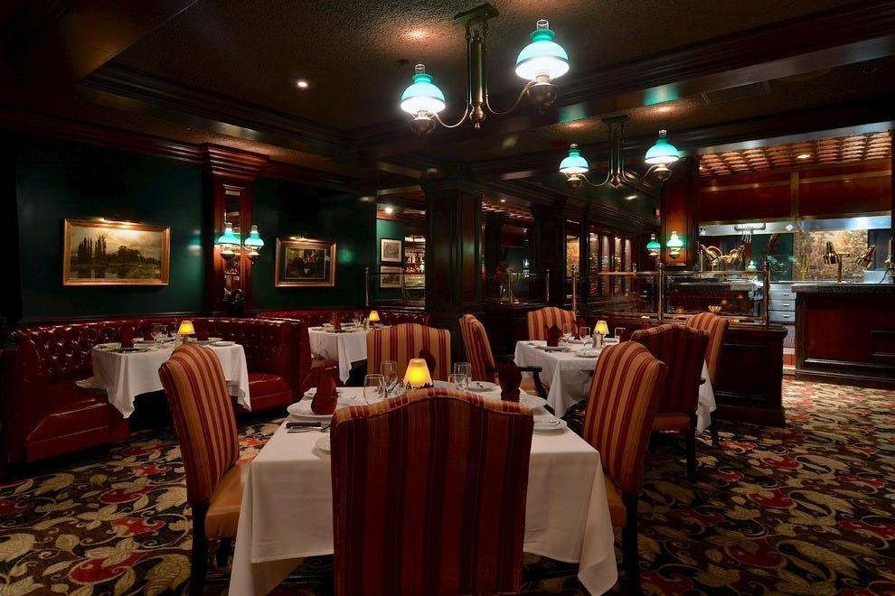 Las vegas steakhouses 10best steakhouse reviews for S kitchen steak house