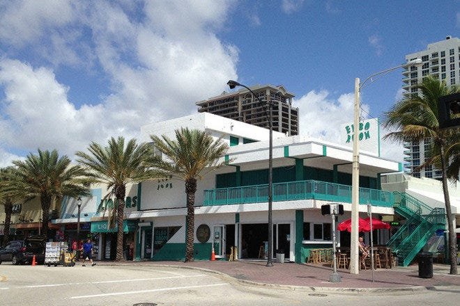 Beach Bars in Fort Lauderdale