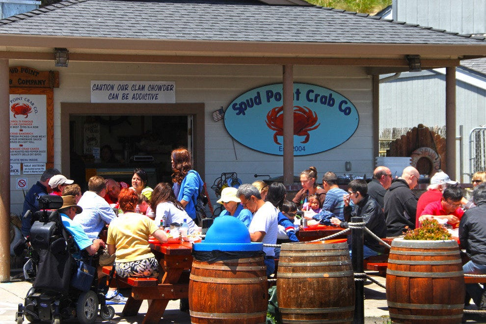Visit Bodega Bay for a Crab Feast
