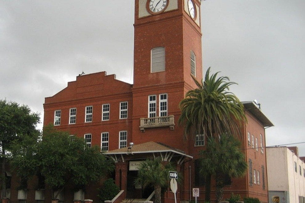 The landmark J.C. Newman Cigar factory is the last operating cigar factory in Tampa