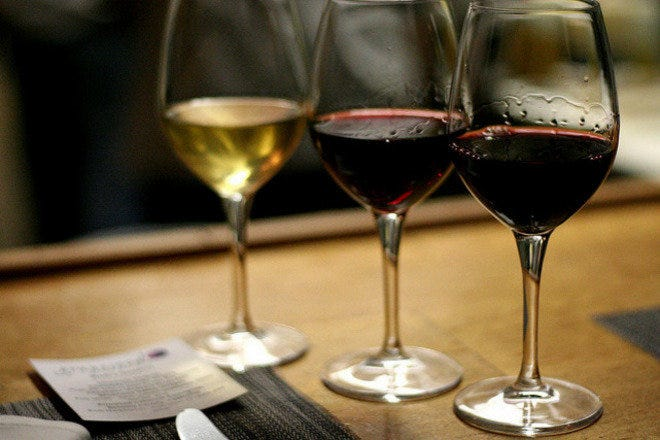 Wine Bars in New Orleans