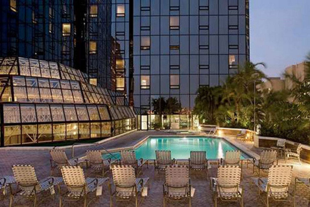 Downtown tampa welcomes new four star hotel for Four star hotel