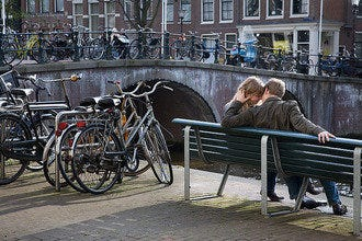 Amsterdam Provides The Ultimate Setting For A Day of Romance