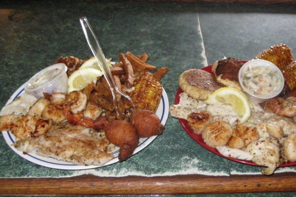 Little River's Best Restaurants: Restaurants in Myrtle Beach