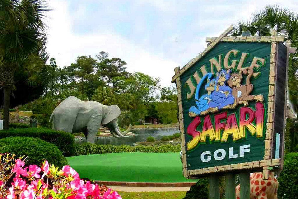Jungle Safari Golf