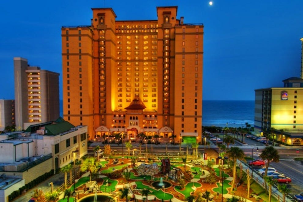 Myrtle Beach Hotels and Lodging: Myrtle Beach, SC Hotel Reviews by