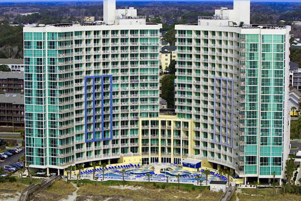 Avista Hotel Myrtle Beach South Carolina