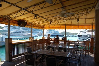 Restaurants near Cruise Port - St. Thomas