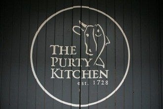 The Purty Kitchen