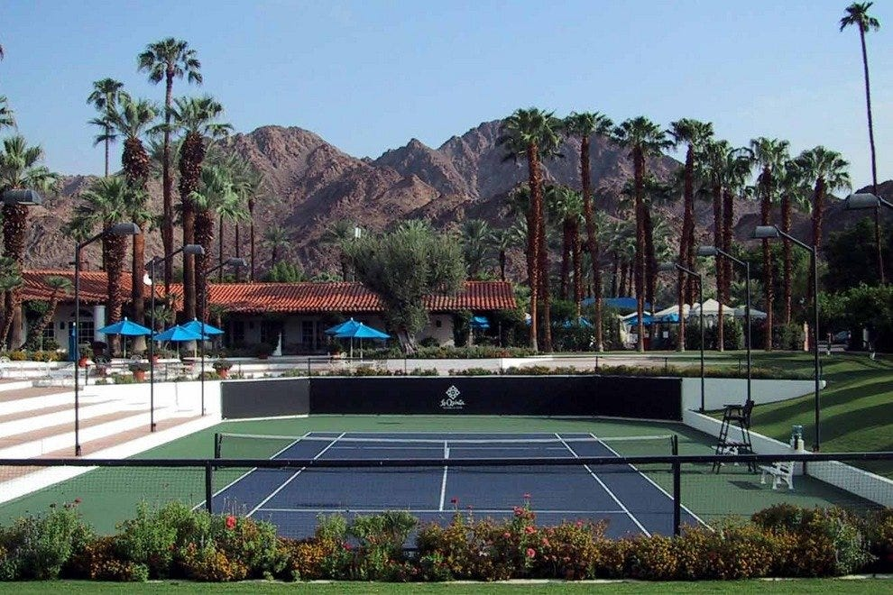 La Quinta Resort tennis facilities