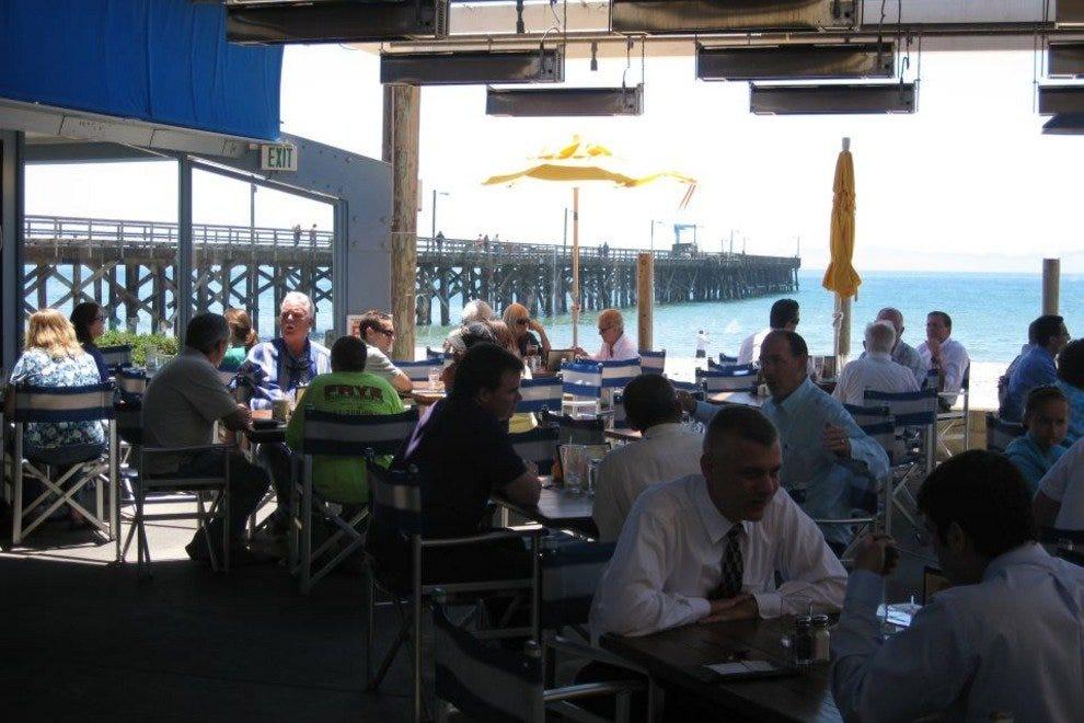 Food And Drink: Santa Barbara Waterfront Restaurants: 10Best
