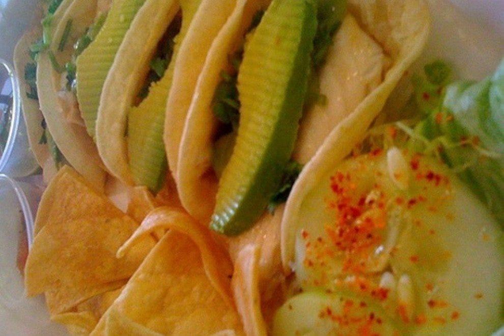 墨西哥Tortgas熟食店