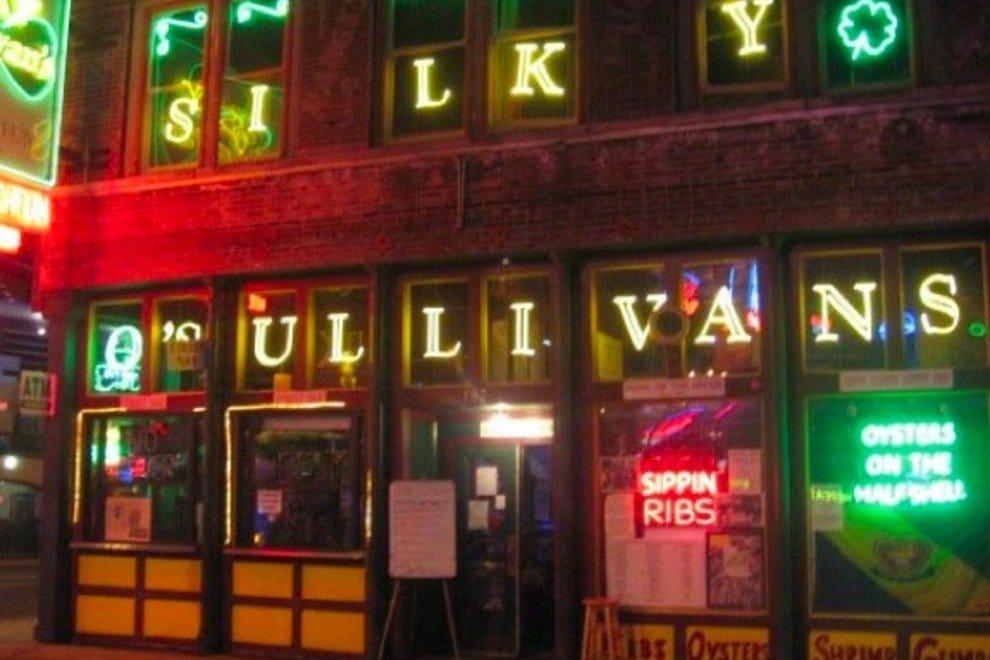 丝质O'Sullivan's