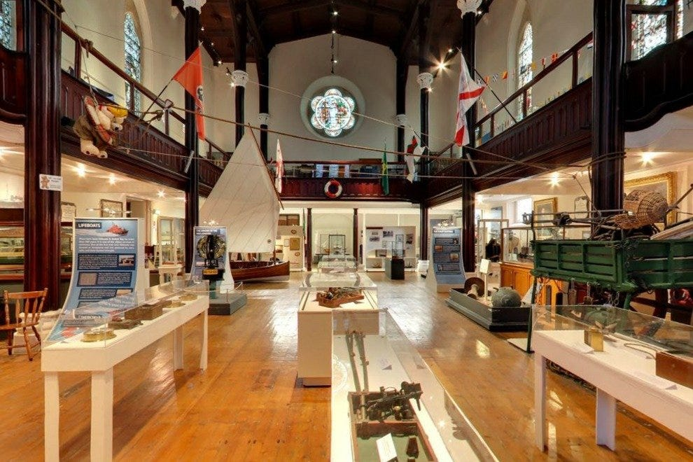 National Maritime Museum of Ireland