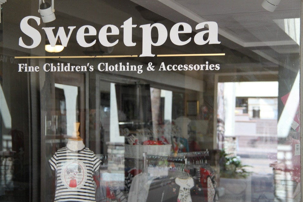 Sweetpea Children's Shop