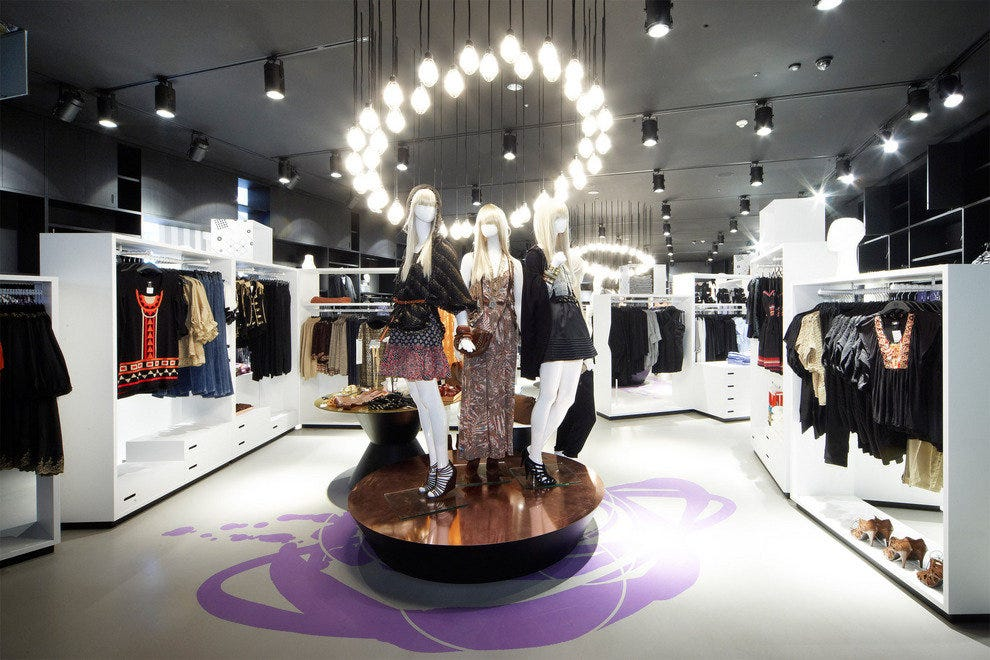 H&M: Stockholm Shopping Review