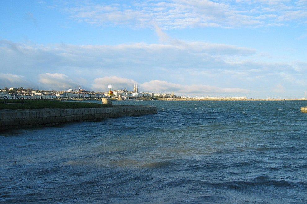都柏林湾水域