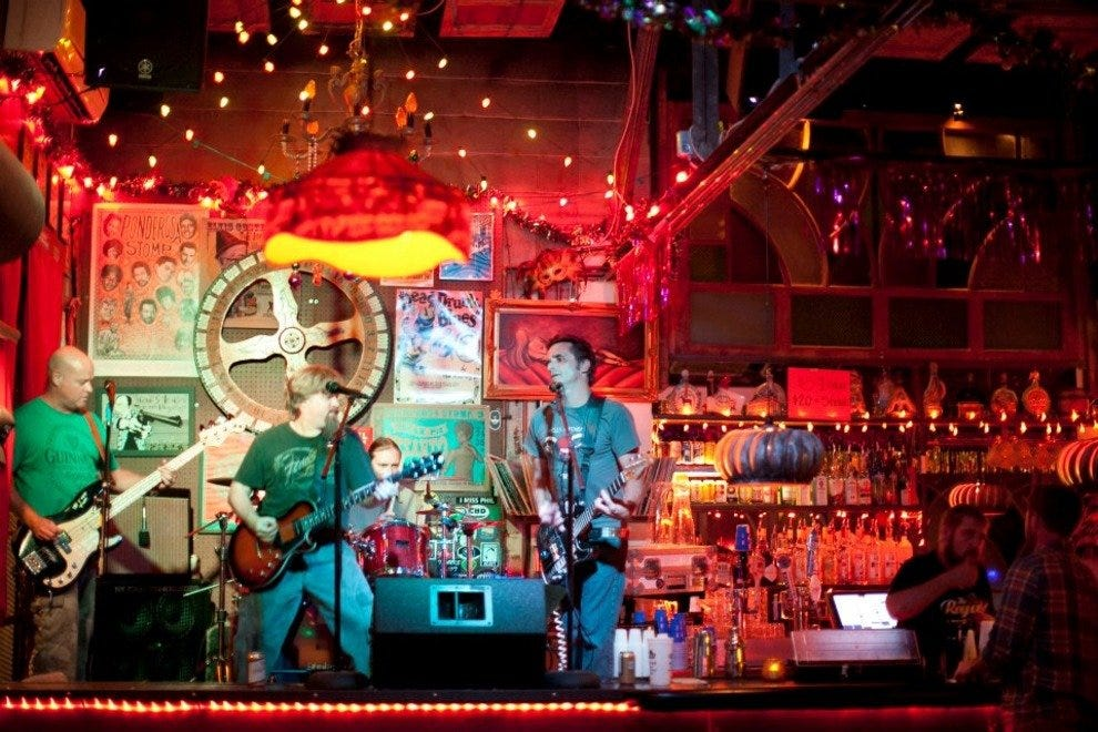 Charleston Live Music Bands 10best Concert Venue Reviews