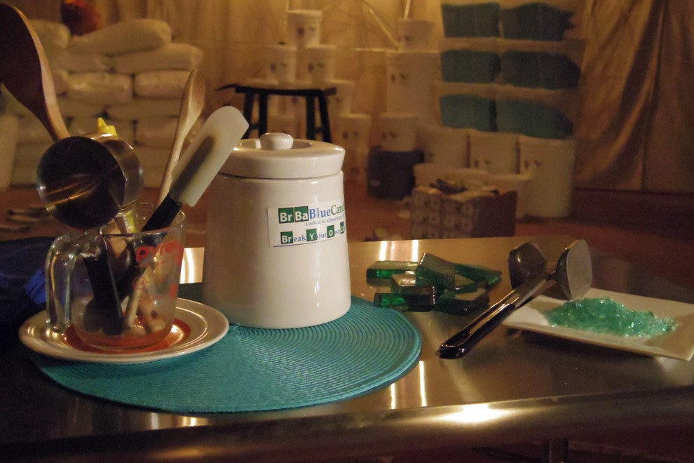 Learn to make your own Breaking Bad candy