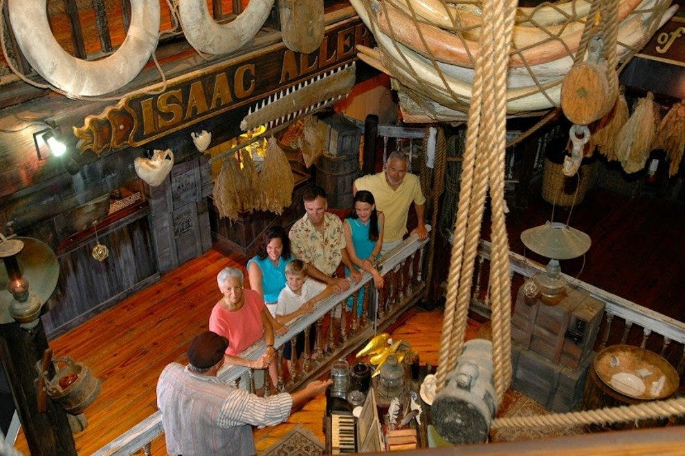 Key West Shipwreck Museum