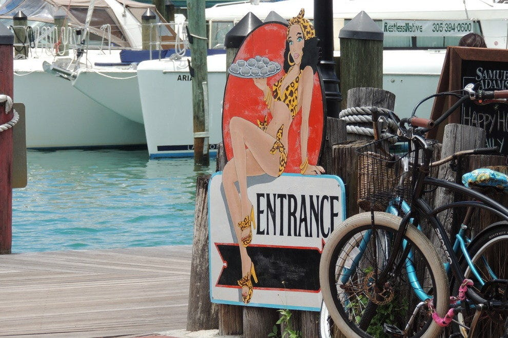 Historic Seaport at Key West Bight